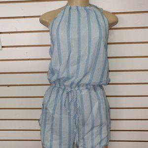 ZAFUL Striped jumpsuit